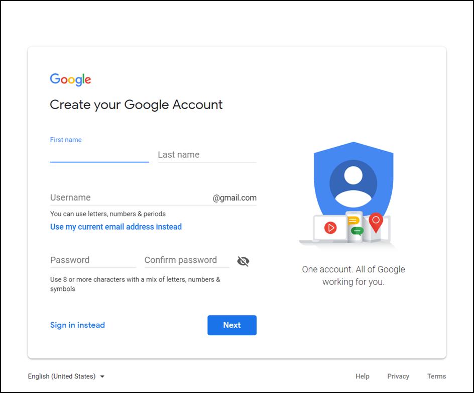برای اینکه بتوانید چندین حساب گوگل بسازید، می توانید بدون شماره این کار را انجام دهید. برای ساخت جیمیل بدون شماره چند روش وجود دارد.
